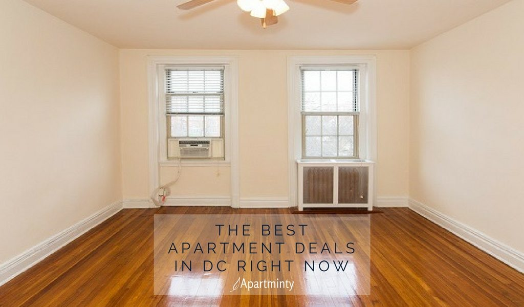 The Best Apartment Deals In DC Right Now   Cheap DC Apartments